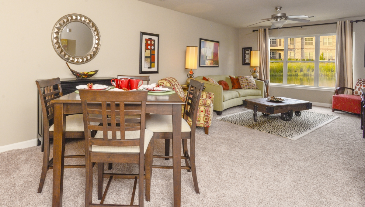 Features & Distinctions - Apartments For Rent in Fayetteville